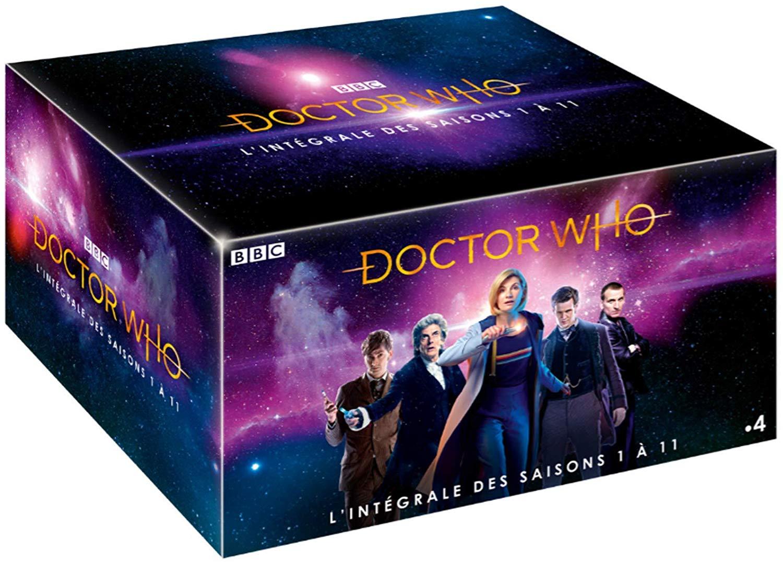 Doctor Who (2005) 1 - Intégrale des saison 1 à 11