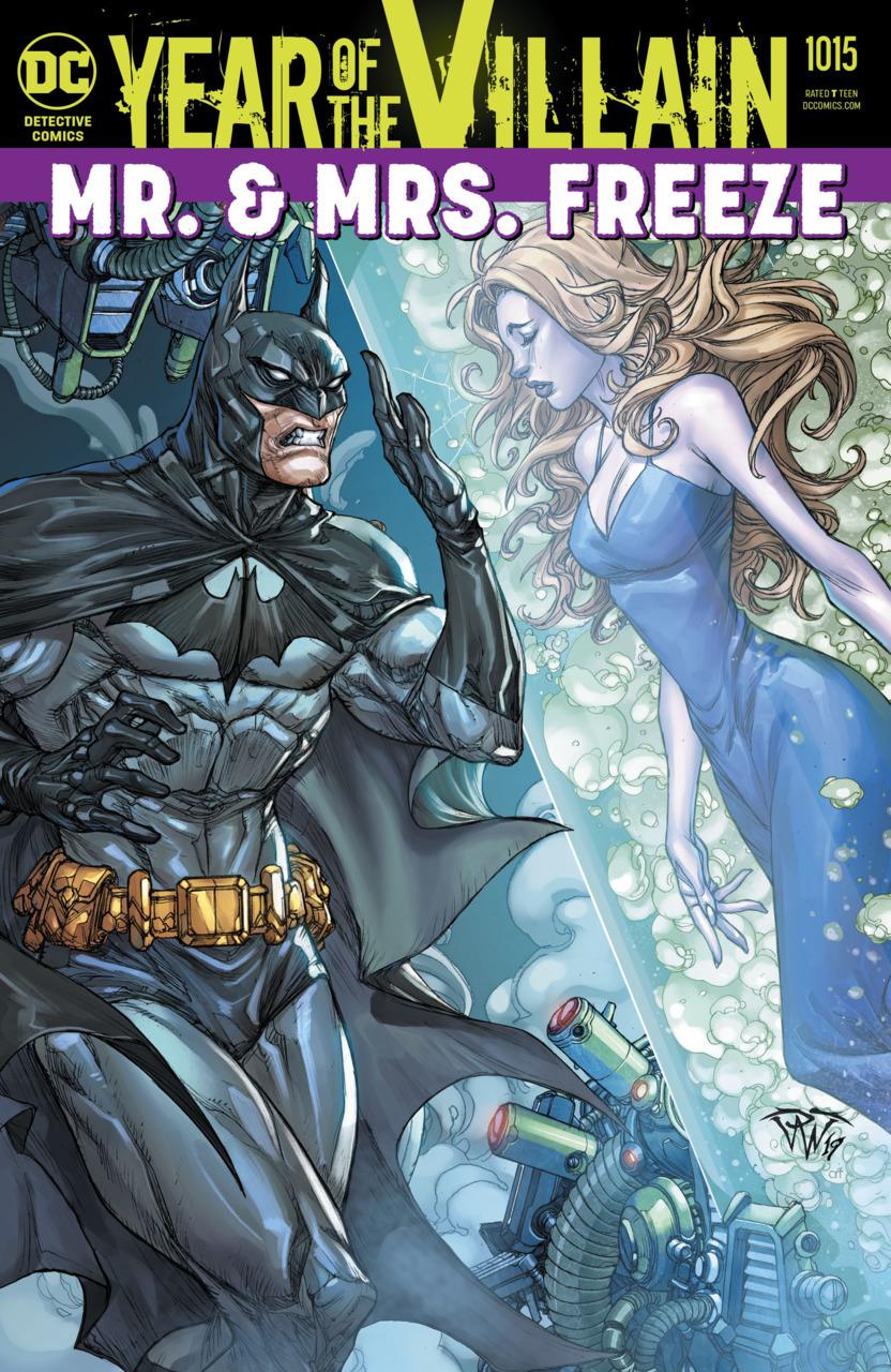 Batman - Detective Comics 1015 - Cold Dark World: Icebreaker