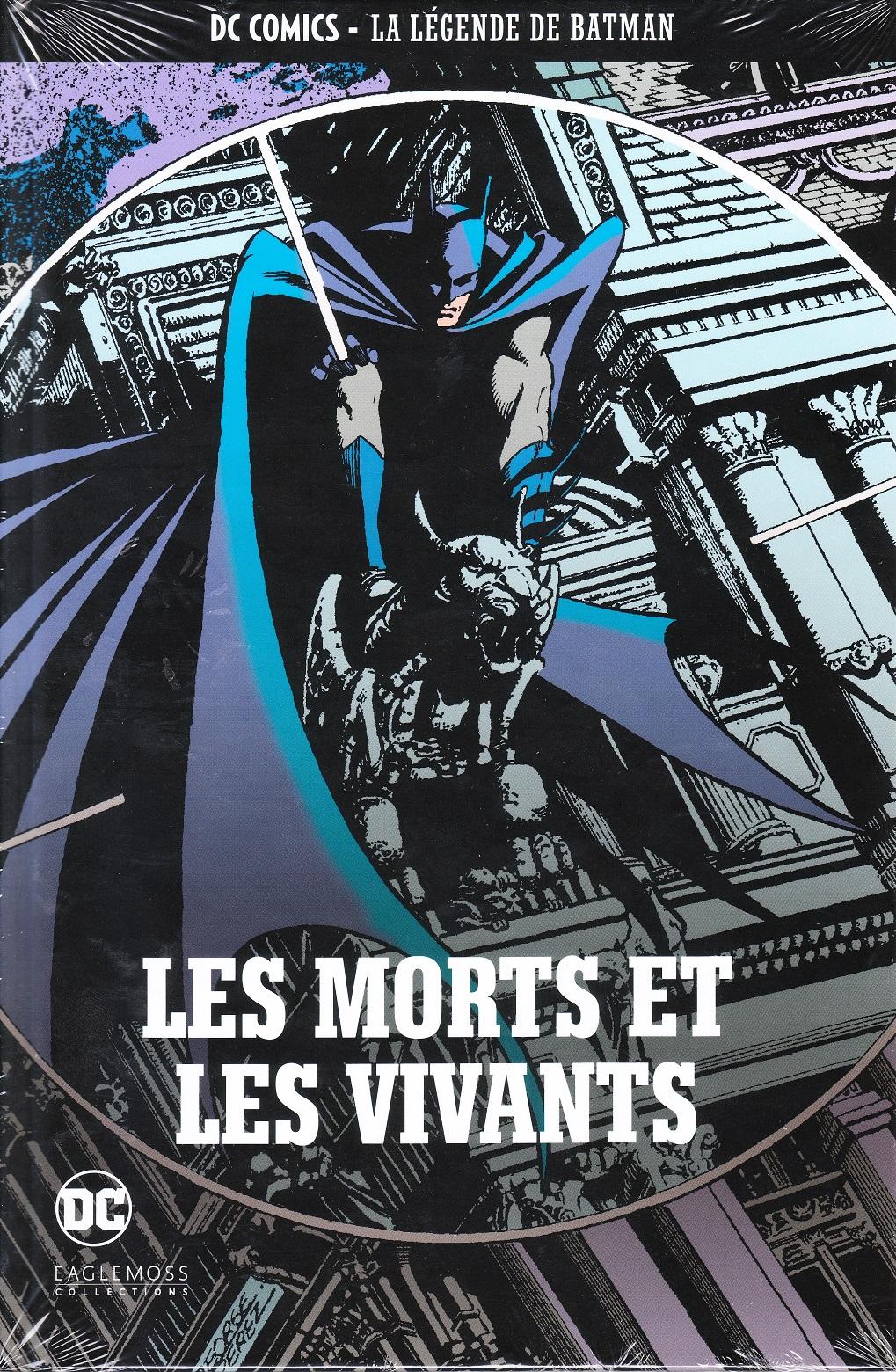 DC Comics - La Légende de Batman 18 - Les Morts et les Vivants