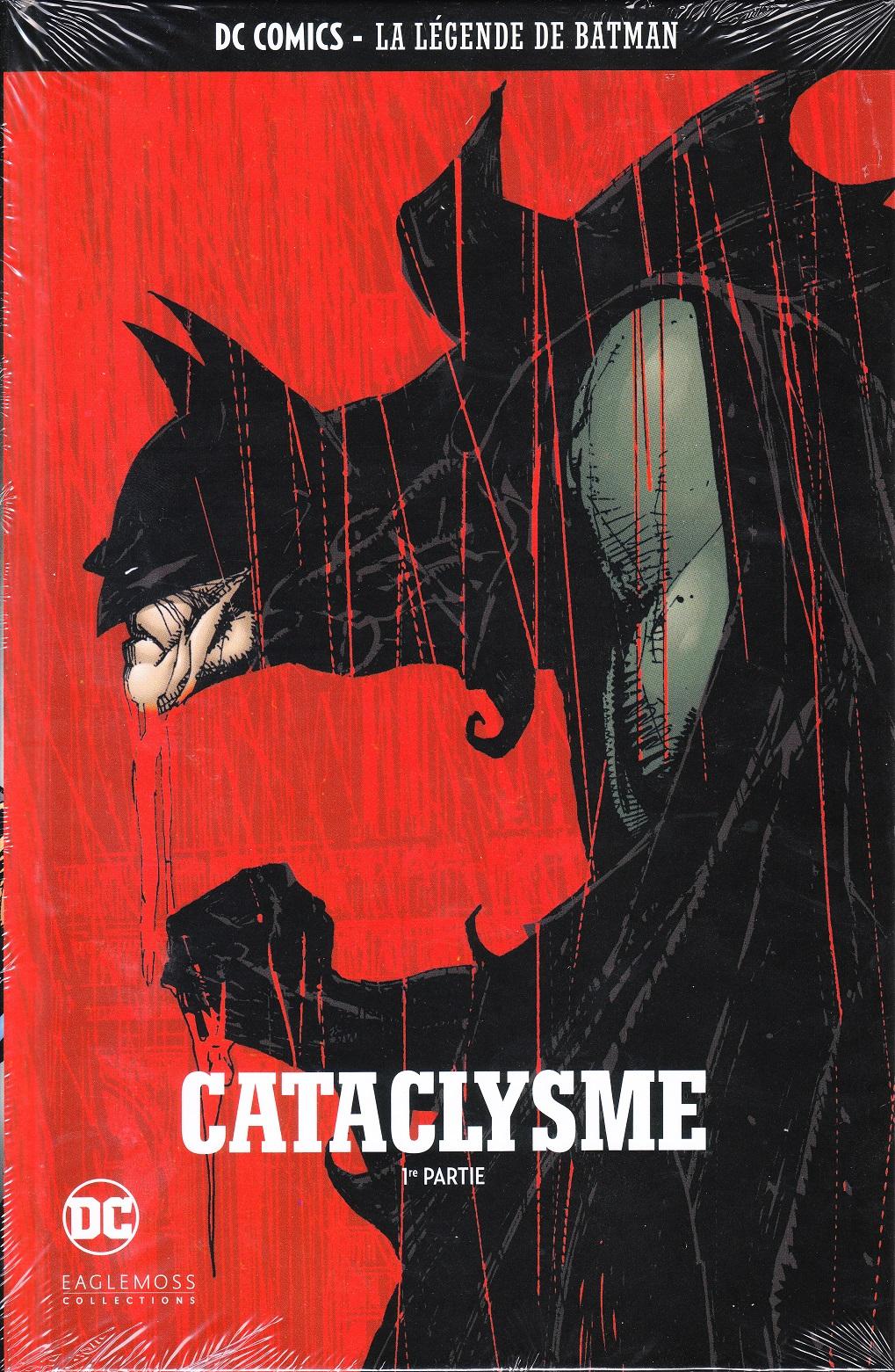 DC Comics - La Légende de Batman 31 - Cataclysme - 1re partie