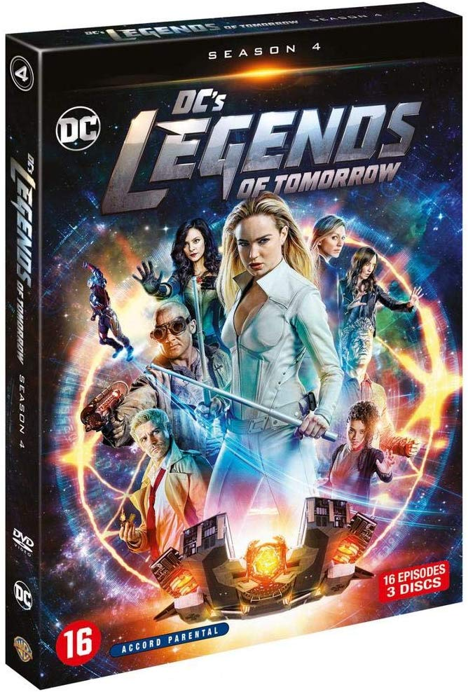 Legends of Tomorrow 4 - Saison 4