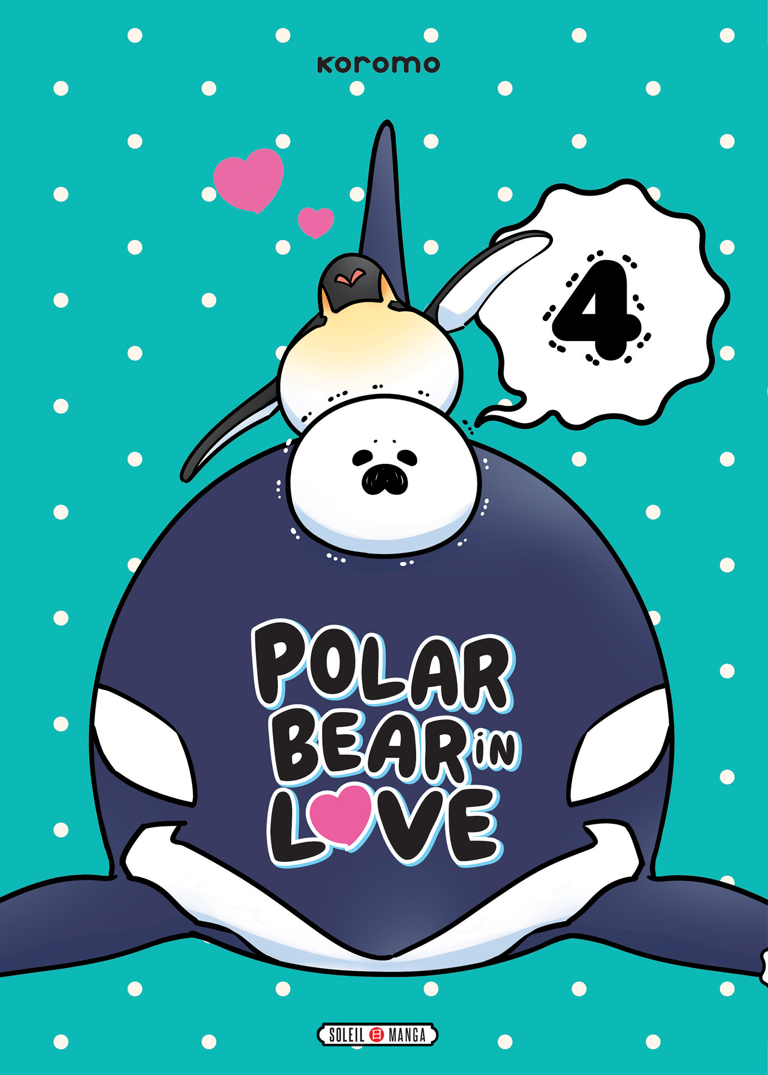 Polar Bear in Love 4