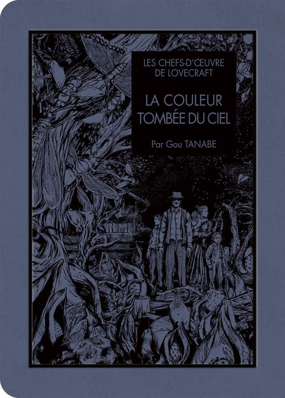 Les chefs-d'œuvre de Lovecraft - La couleur tombée du ciel 1