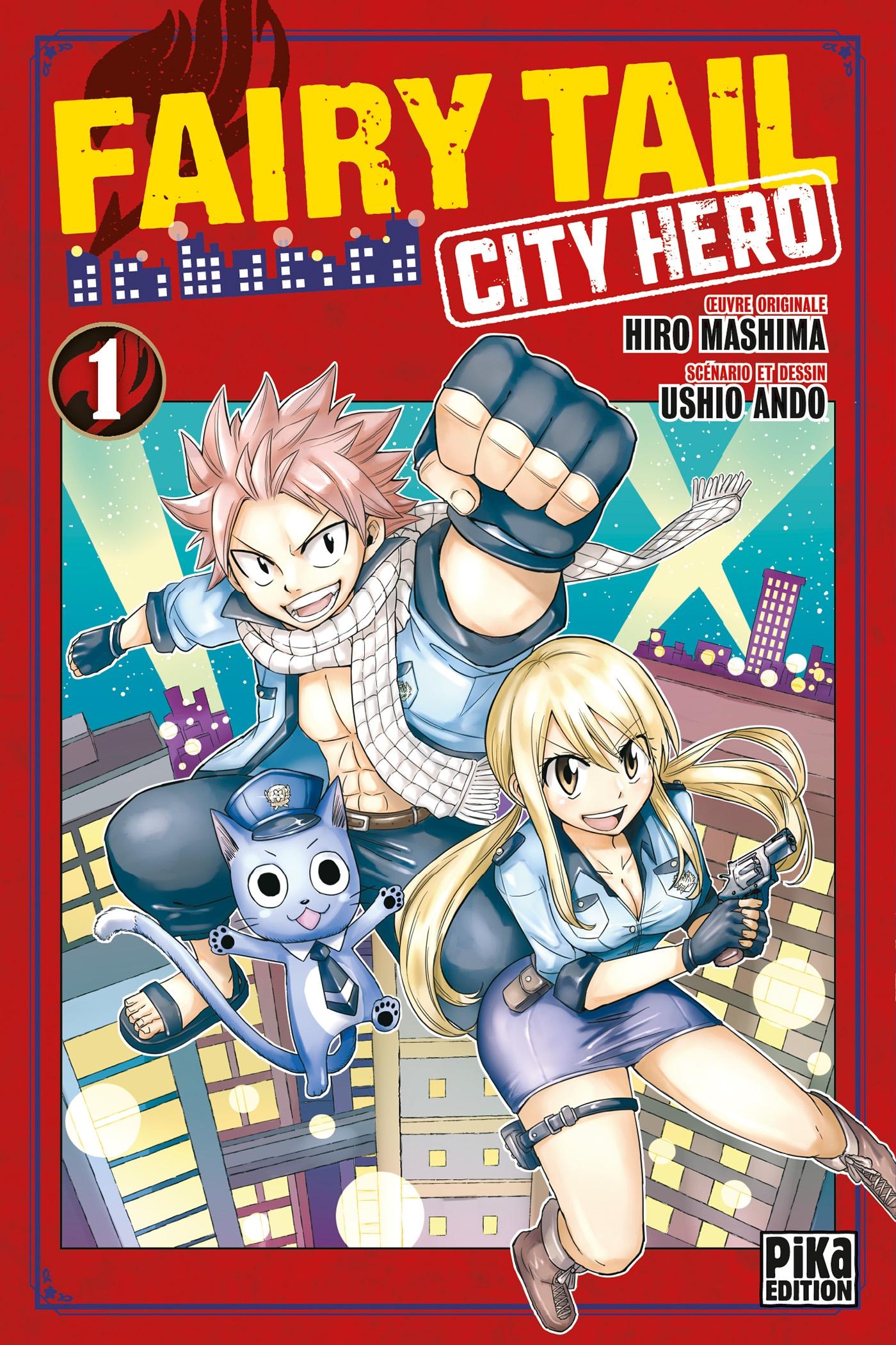 Fairy Tail - City Hero 1