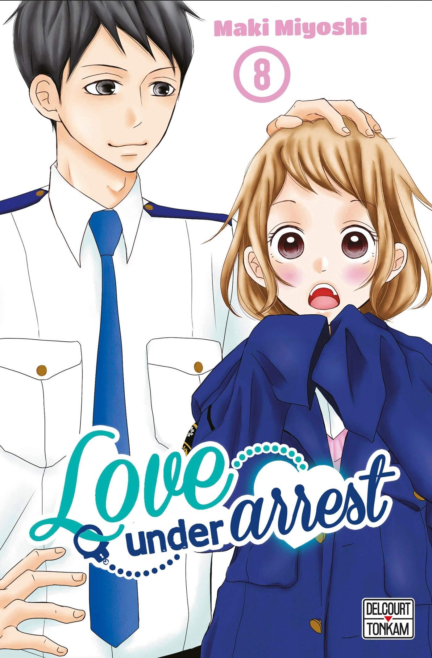 Love under Arrest 8