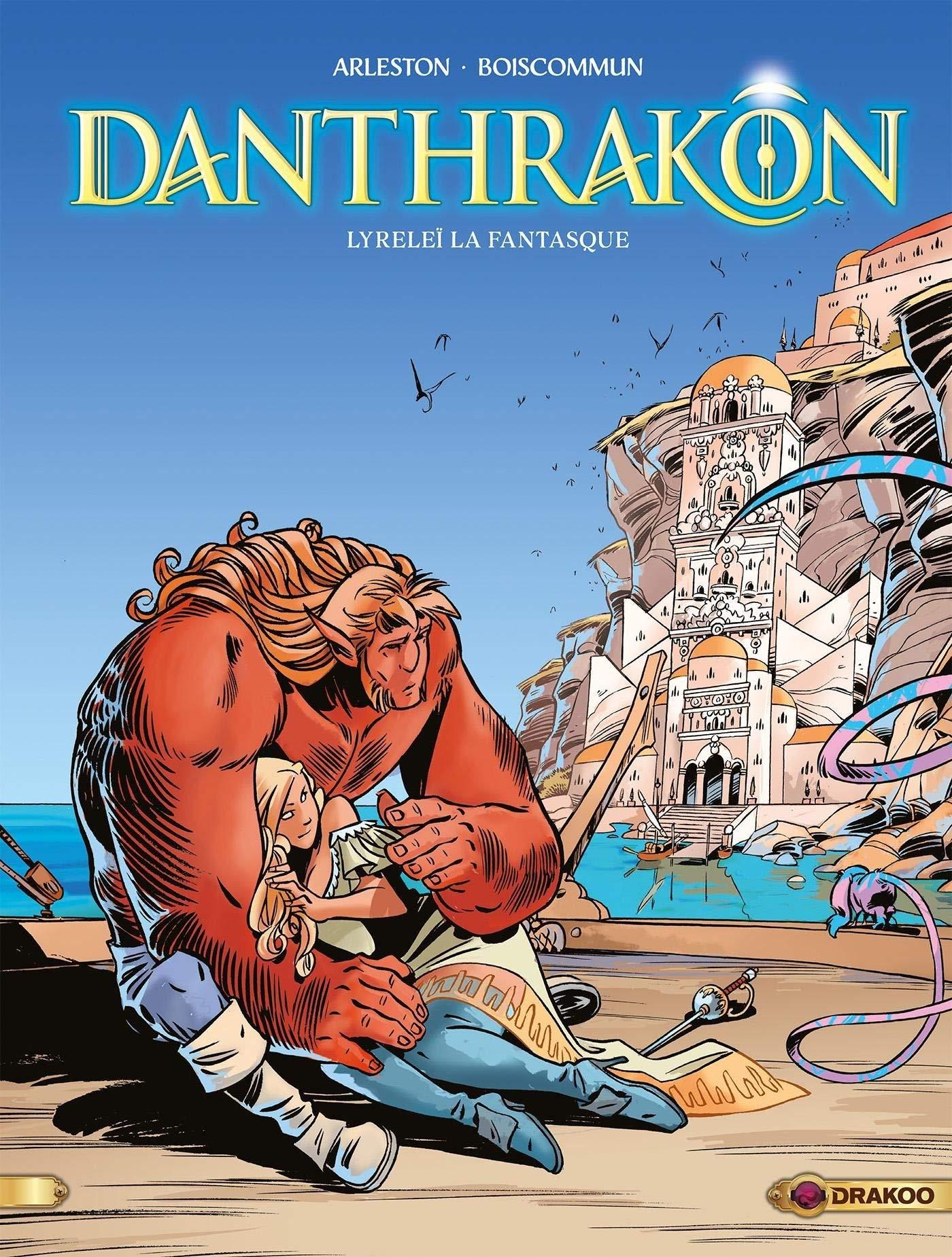 Danthrakon 2 - Lyreleï la fantasque