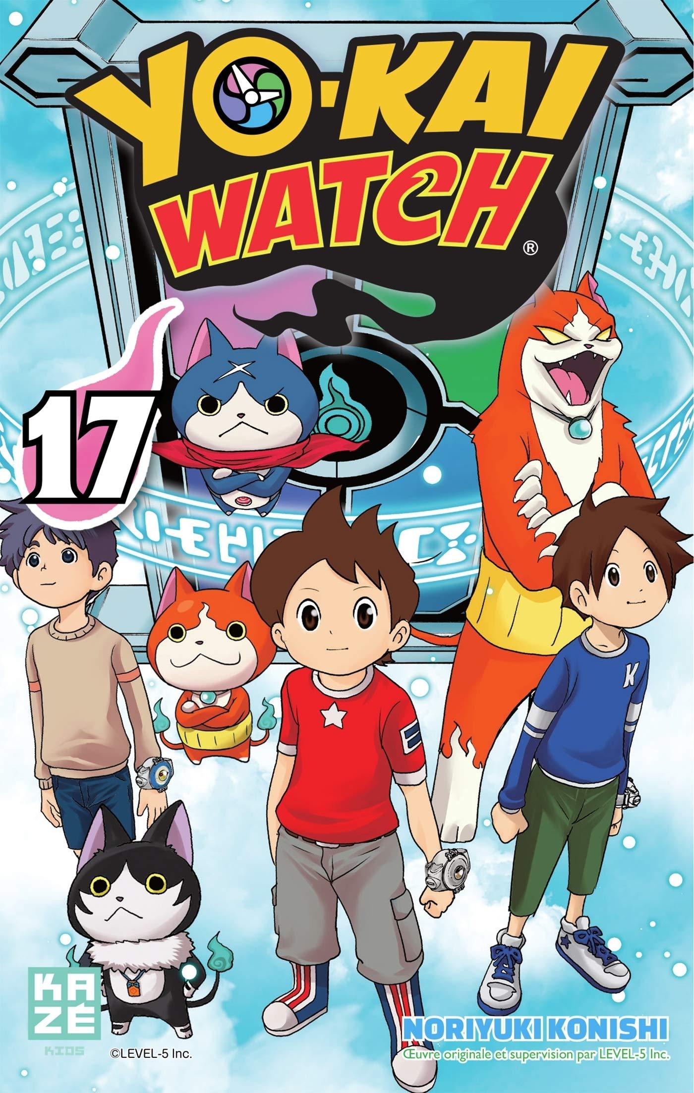 Yo-kai watch 17
