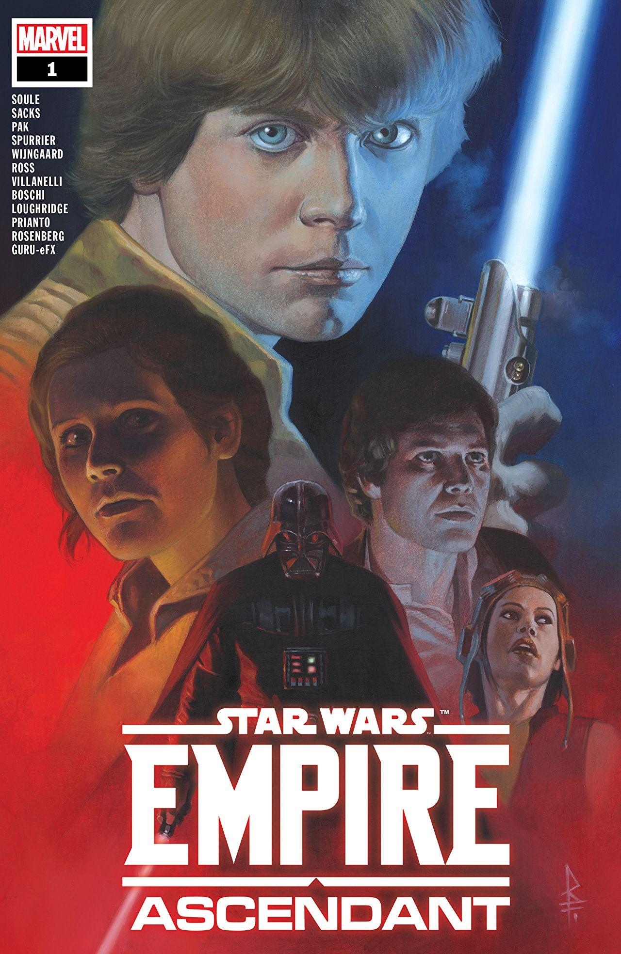 Star Wars - Empire Ascendant 1