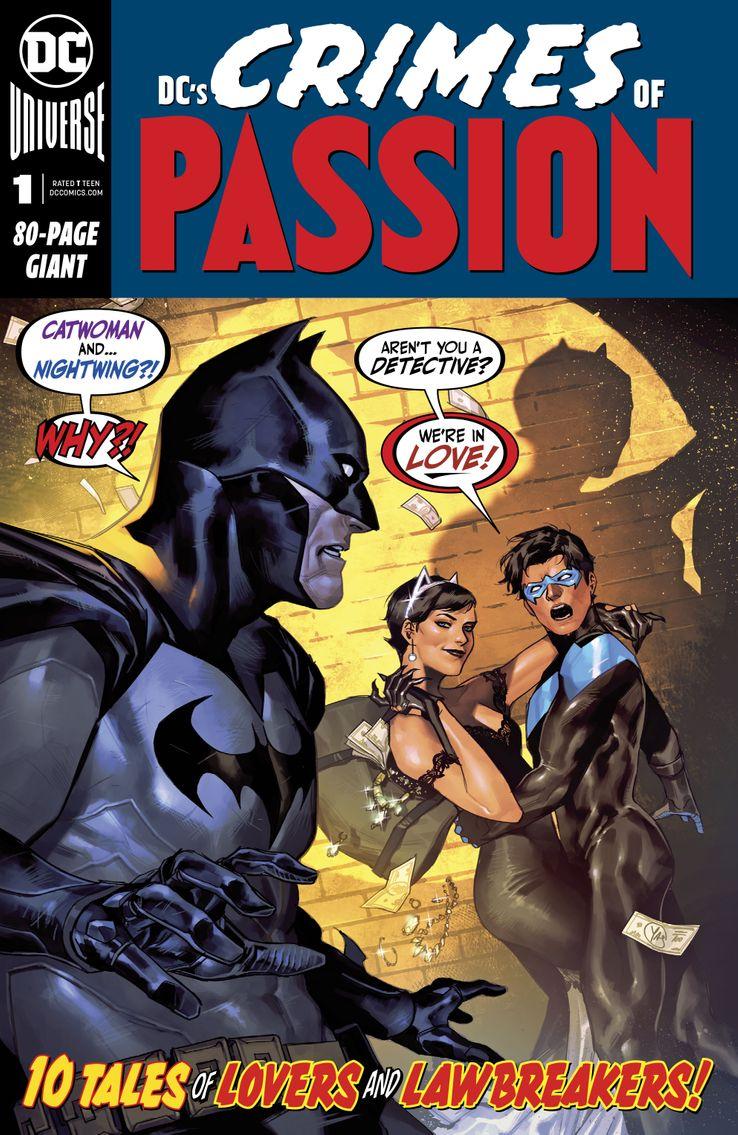 DC's Crimes of Passion 0