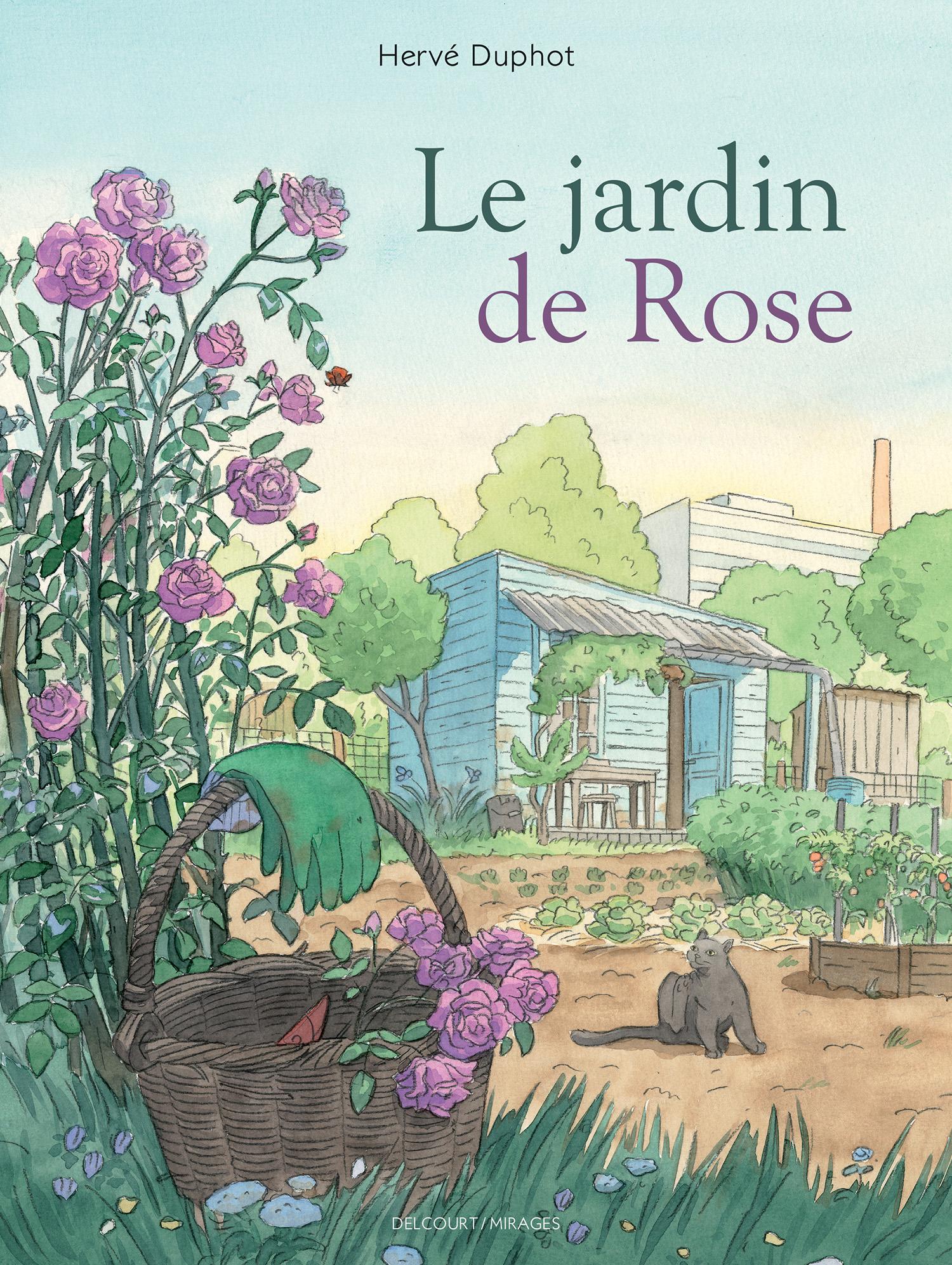 Le Jardin de Rose 0