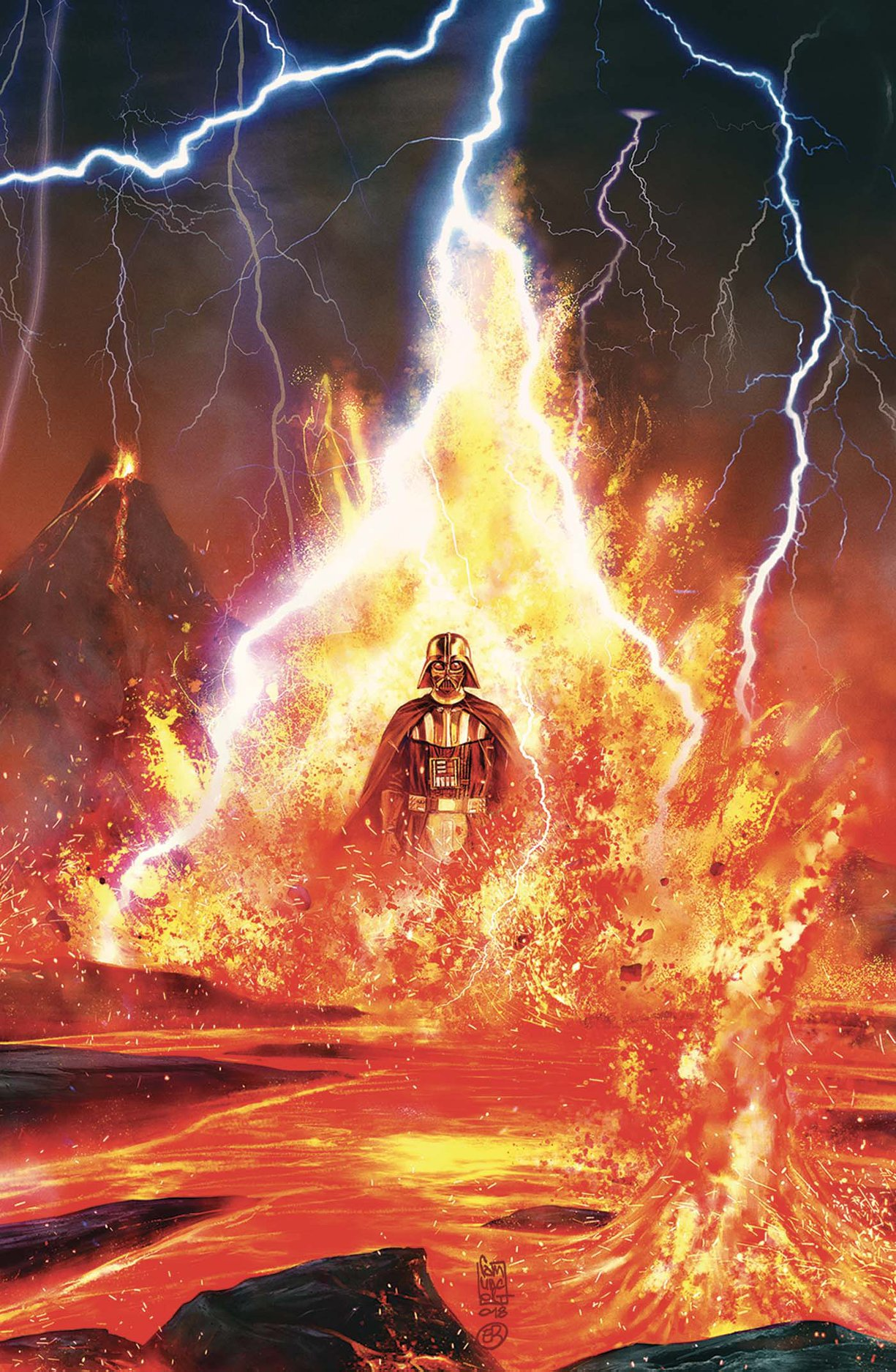 Star Wars 2 - Variant Angoulême 2020