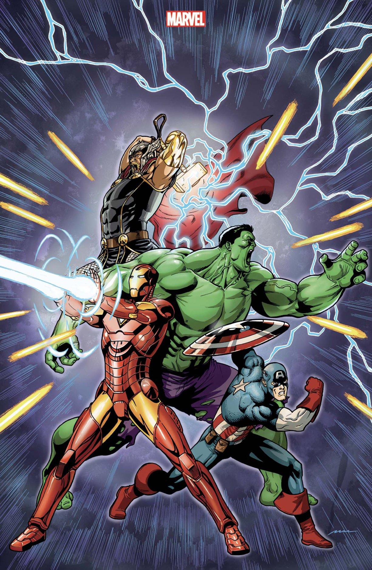 Avengers 2 - Variant Angoulême 2020