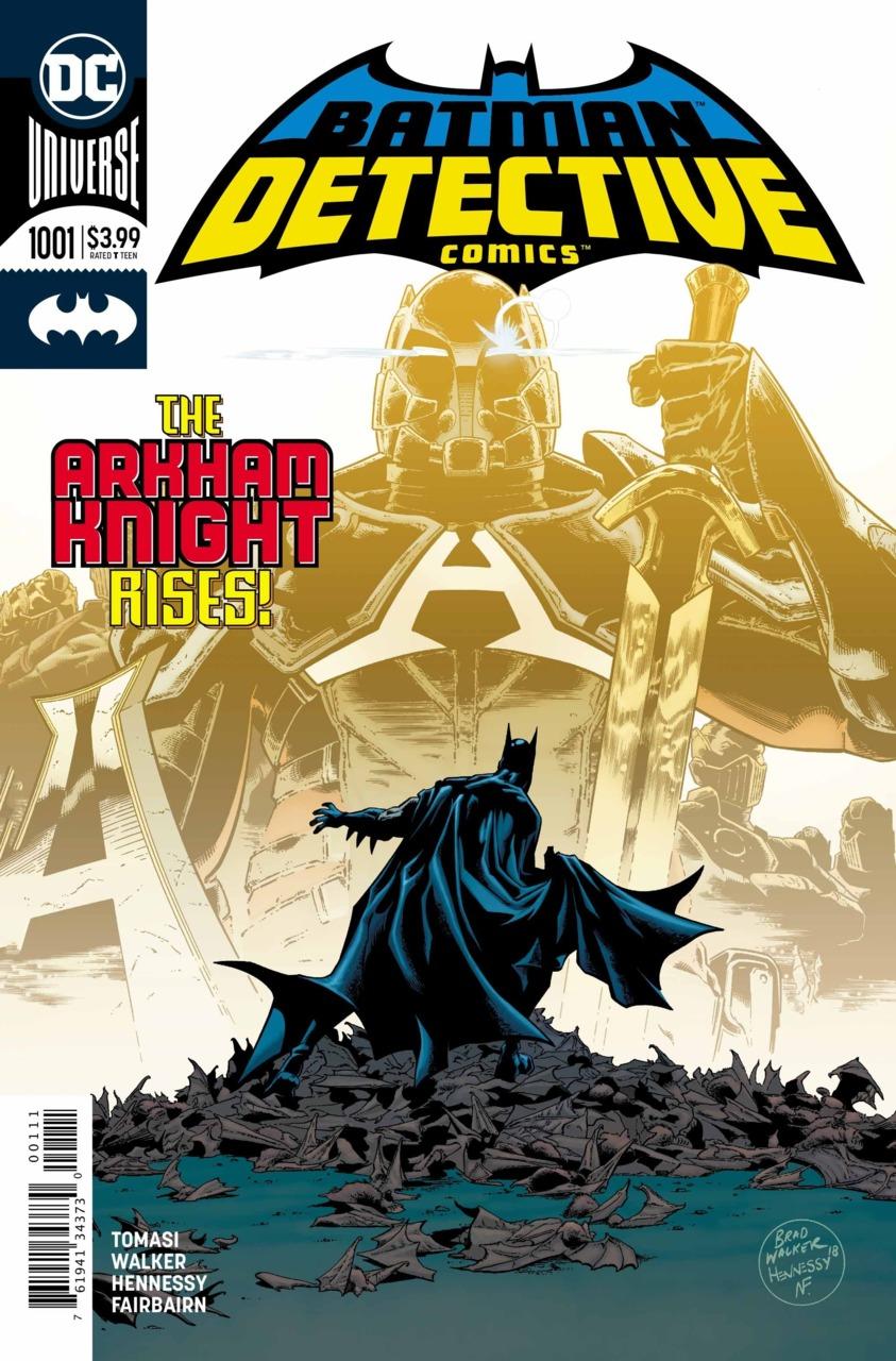 Batman - Detective Comics 1001