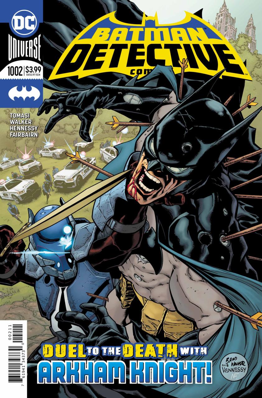 Batman - Detective Comics 1002