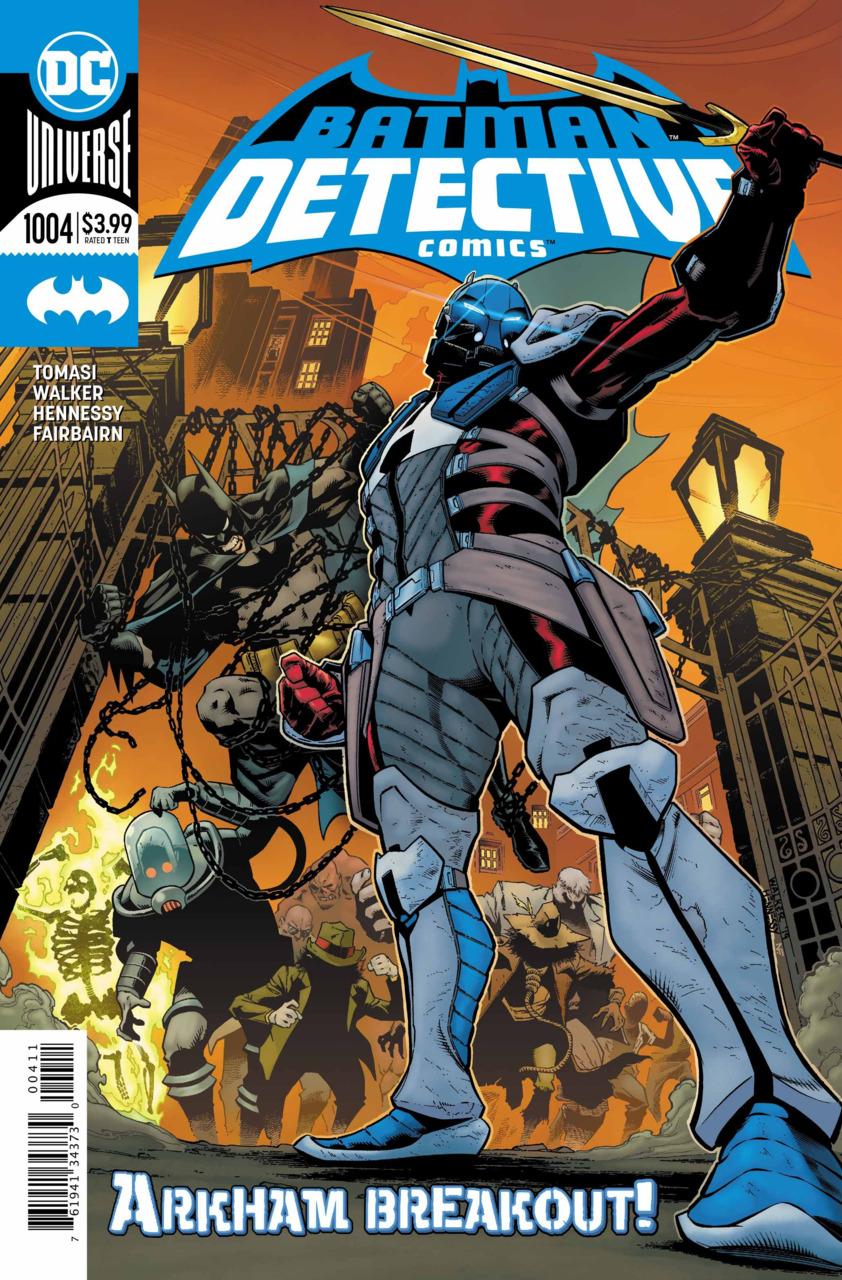 Batman - Detective Comics 1004