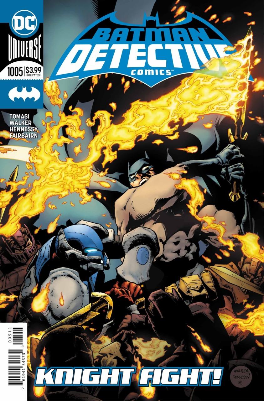 Batman - Detective Comics 1005