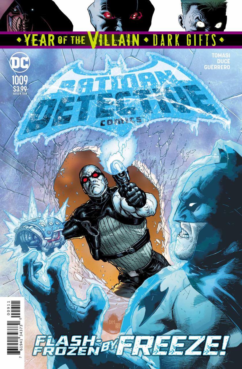 Batman - Detective Comics 1009