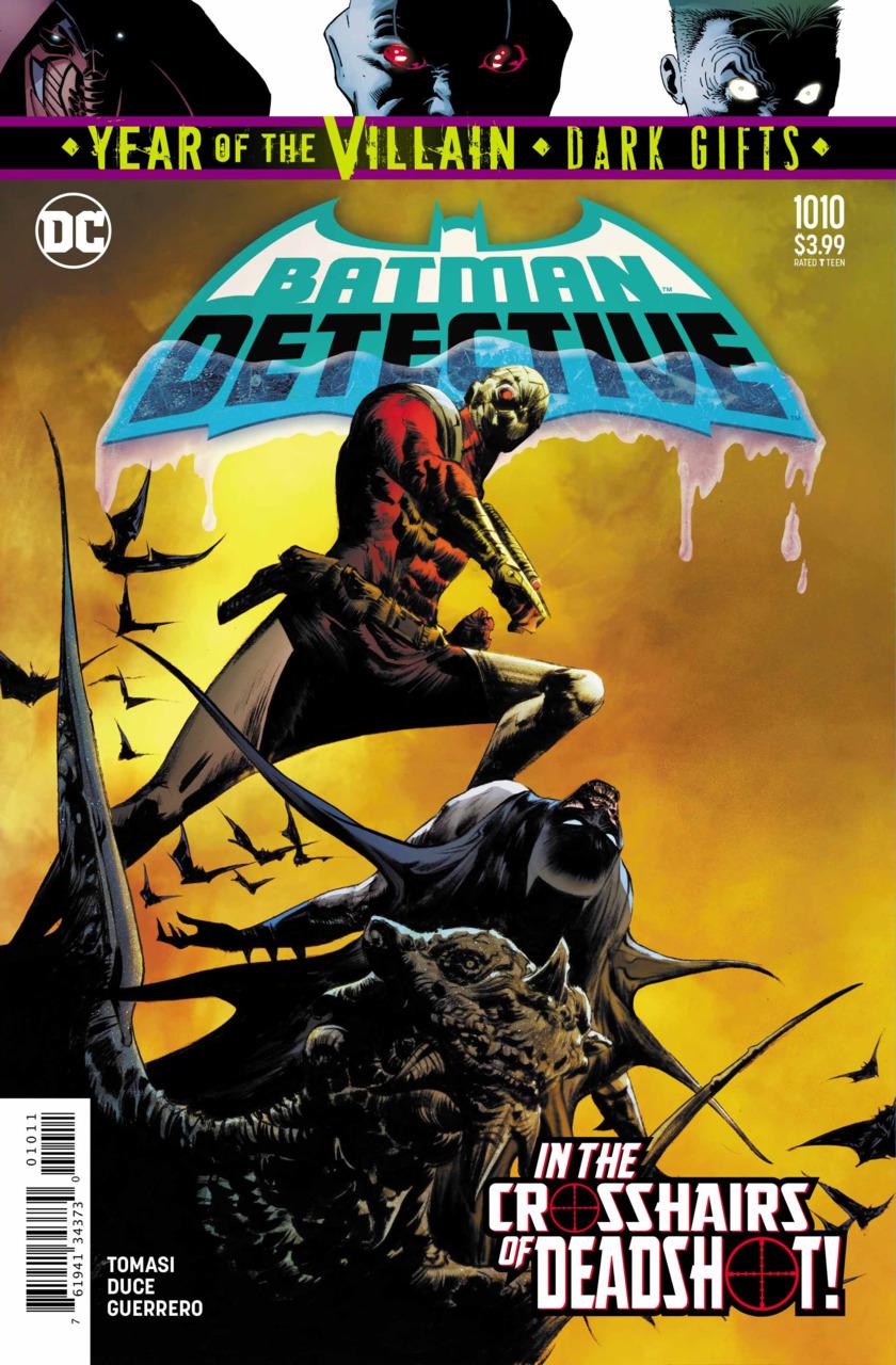 Batman - Detective Comics 1010