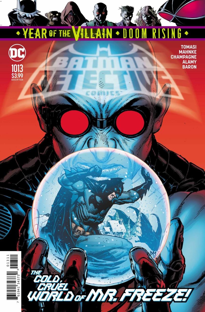 Batman - Detective Comics 1013