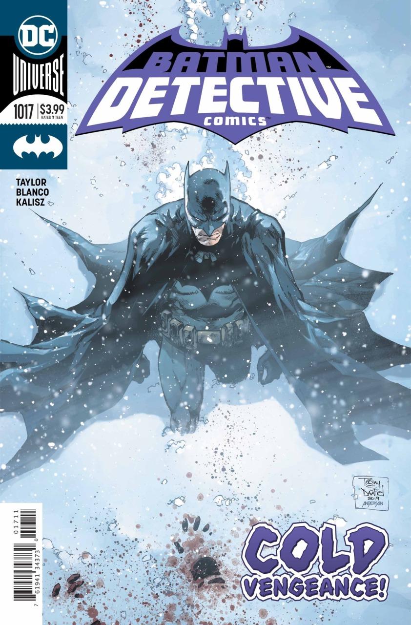 Batman - Detective Comics 1017