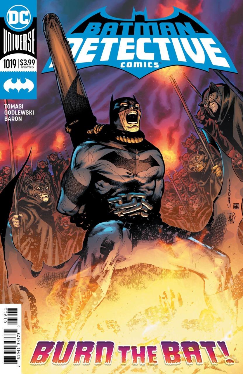 Batman - Detective Comics 1019