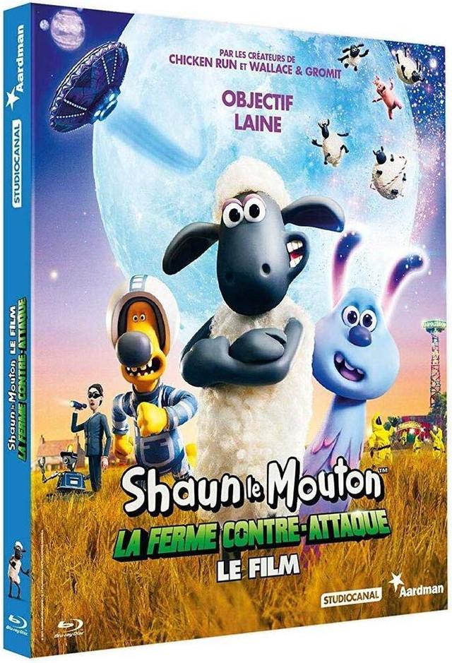 Shaun le mouton : La ferme contre-attaque 0