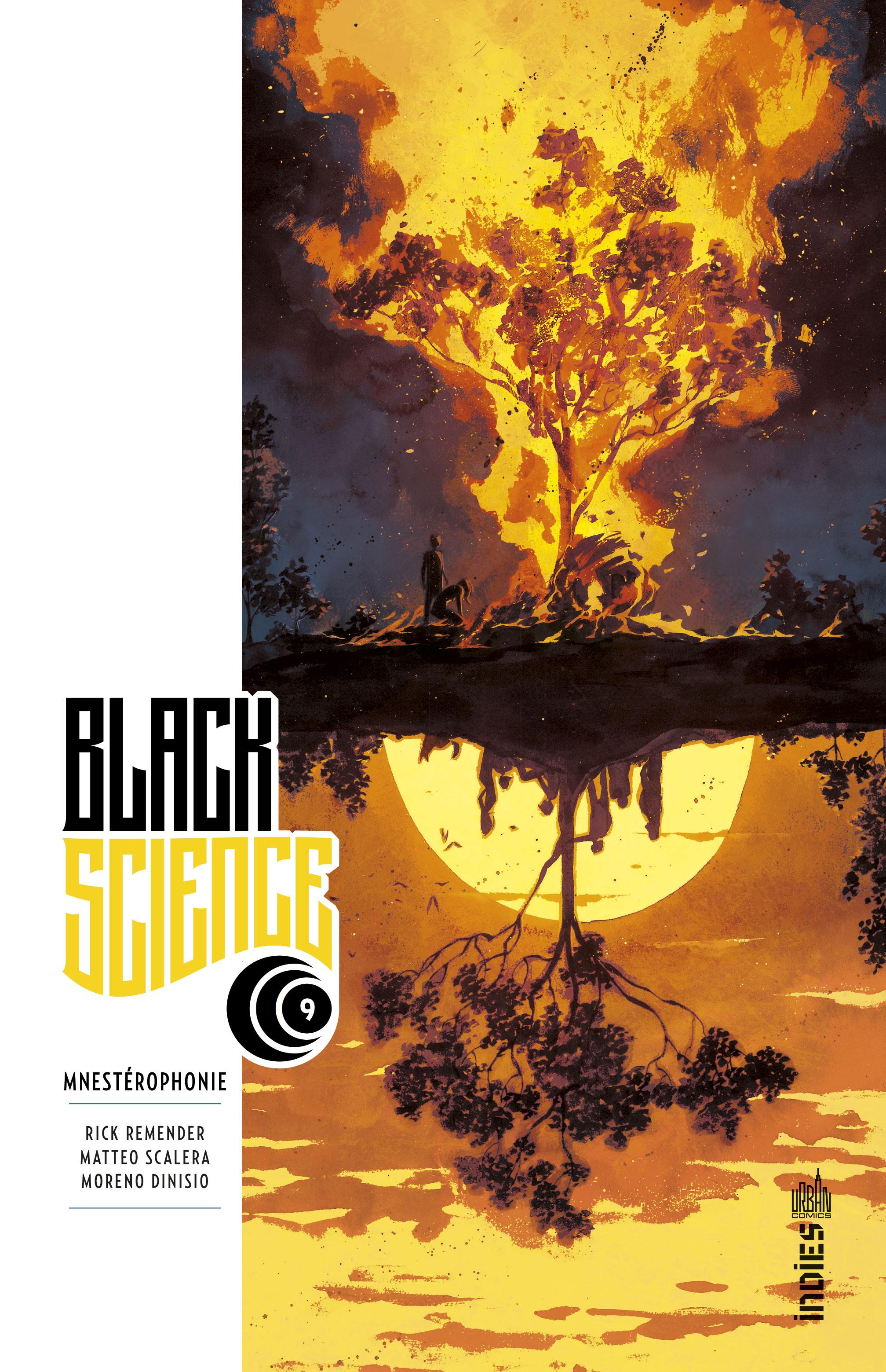 Black Science 9 - Mnestérophonie