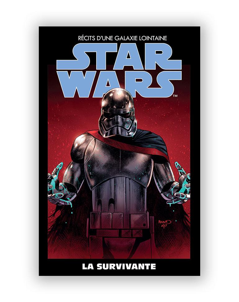 STAR WARS - L'ÉDITION SPÉCIALE : RÉCITS D'UNE GALAXIE LOINTAINE (Altaya) 27 - LA SURVIVANTE