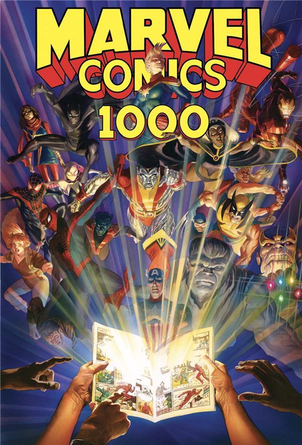 Marvel comics 1000 1