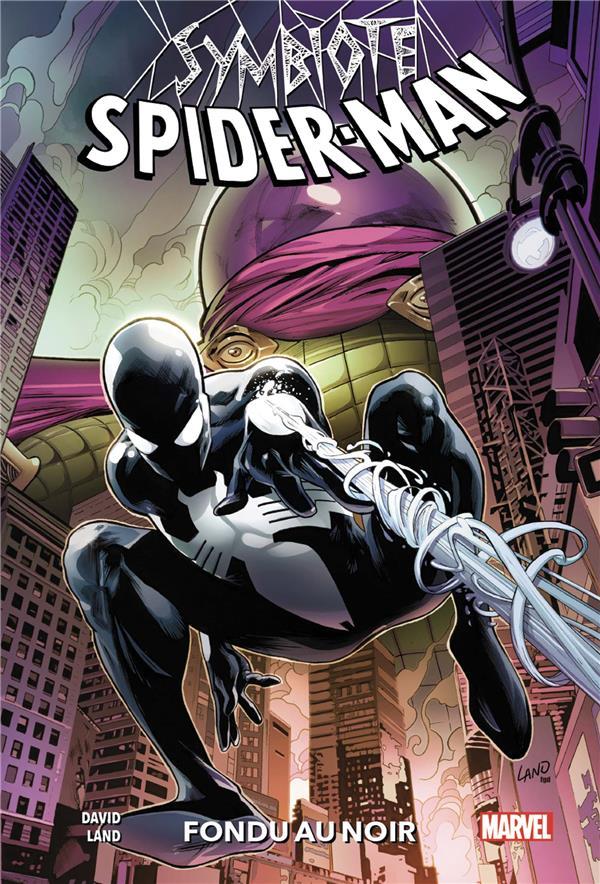 Symbiote Spider-Man 1 - Fondu au noir