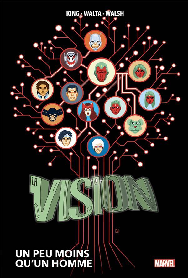 La Vision 1 - Un peu moins qu'un homme