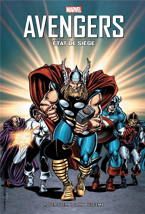 Avengers - État de siège 1