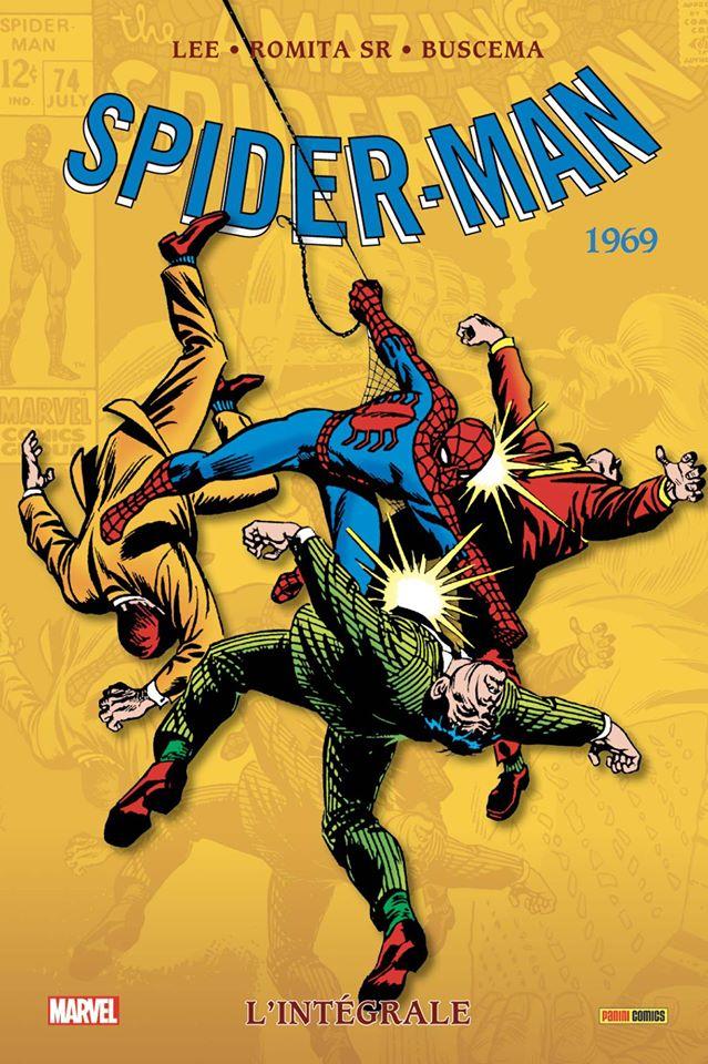 Spider-Man 1969 - 1969 (réédition 2020)
