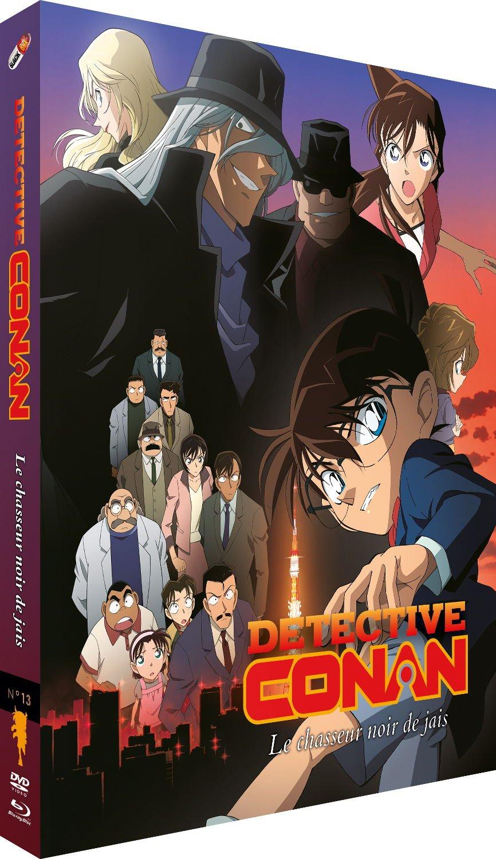 Détective Conan - Film 13 : Le chasseur noir de jais - Combo Blu-ray + DVD 13