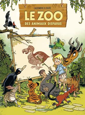 Le Zoo des animaux disparus 1