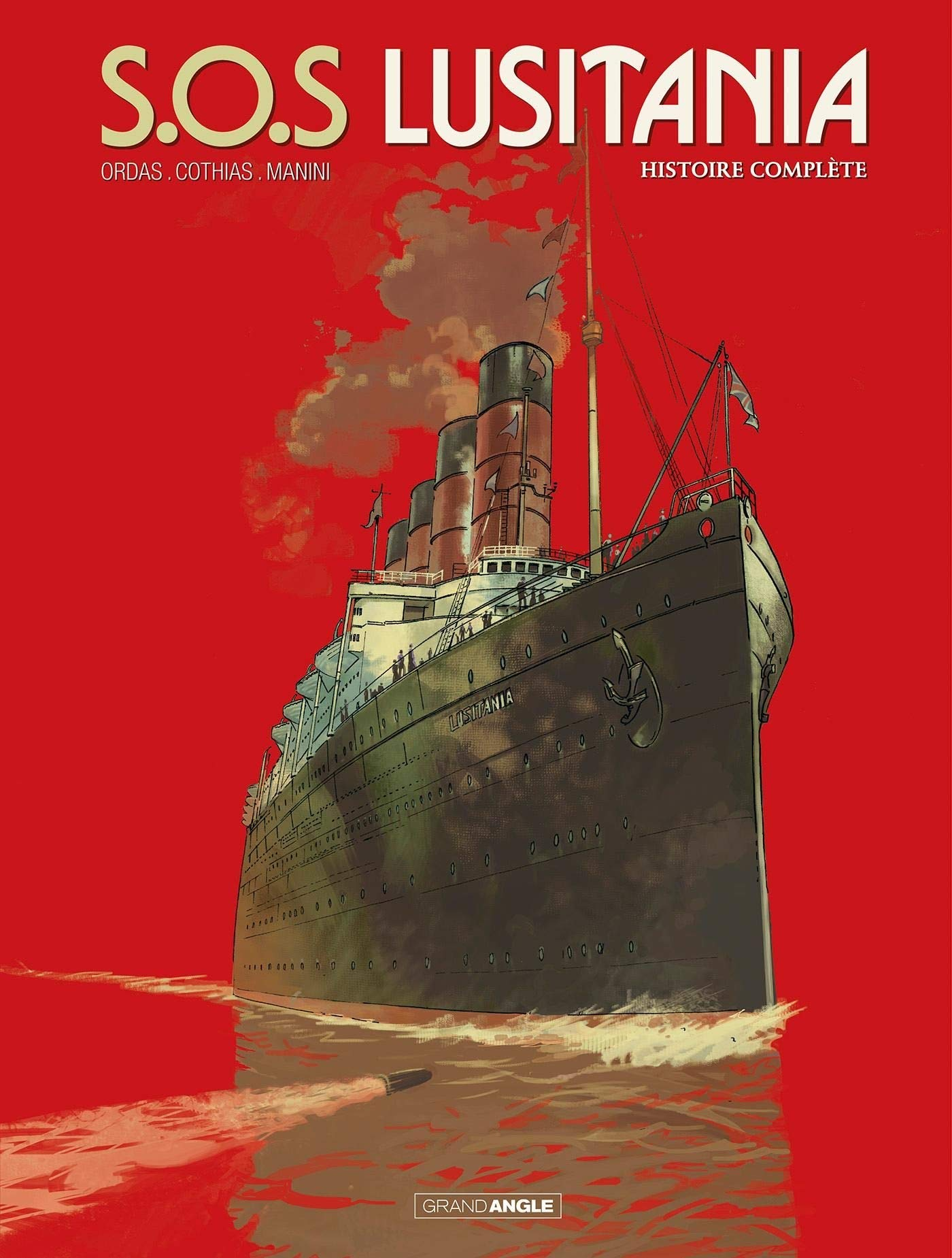 S.O.S. Lusitania 1