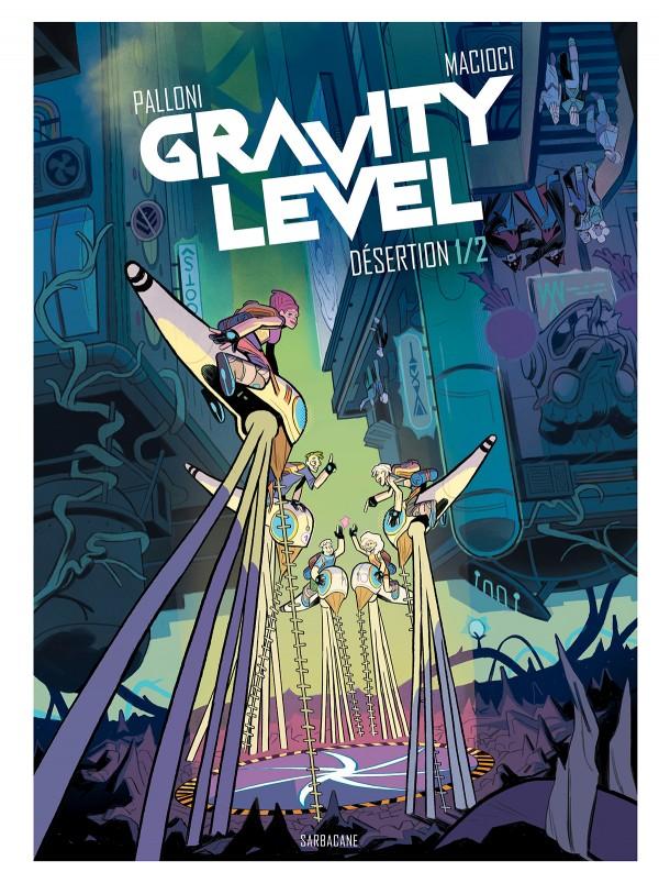 Gravity Level 1 - Désertion