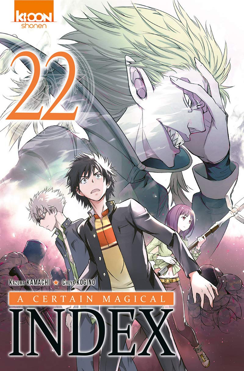 A Certain Magical Index 22