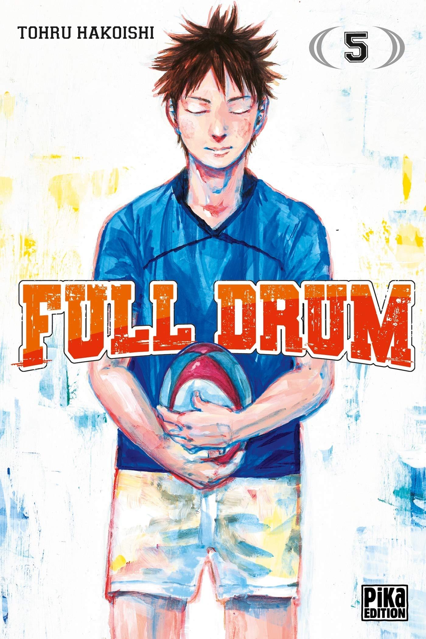 Full drum 5