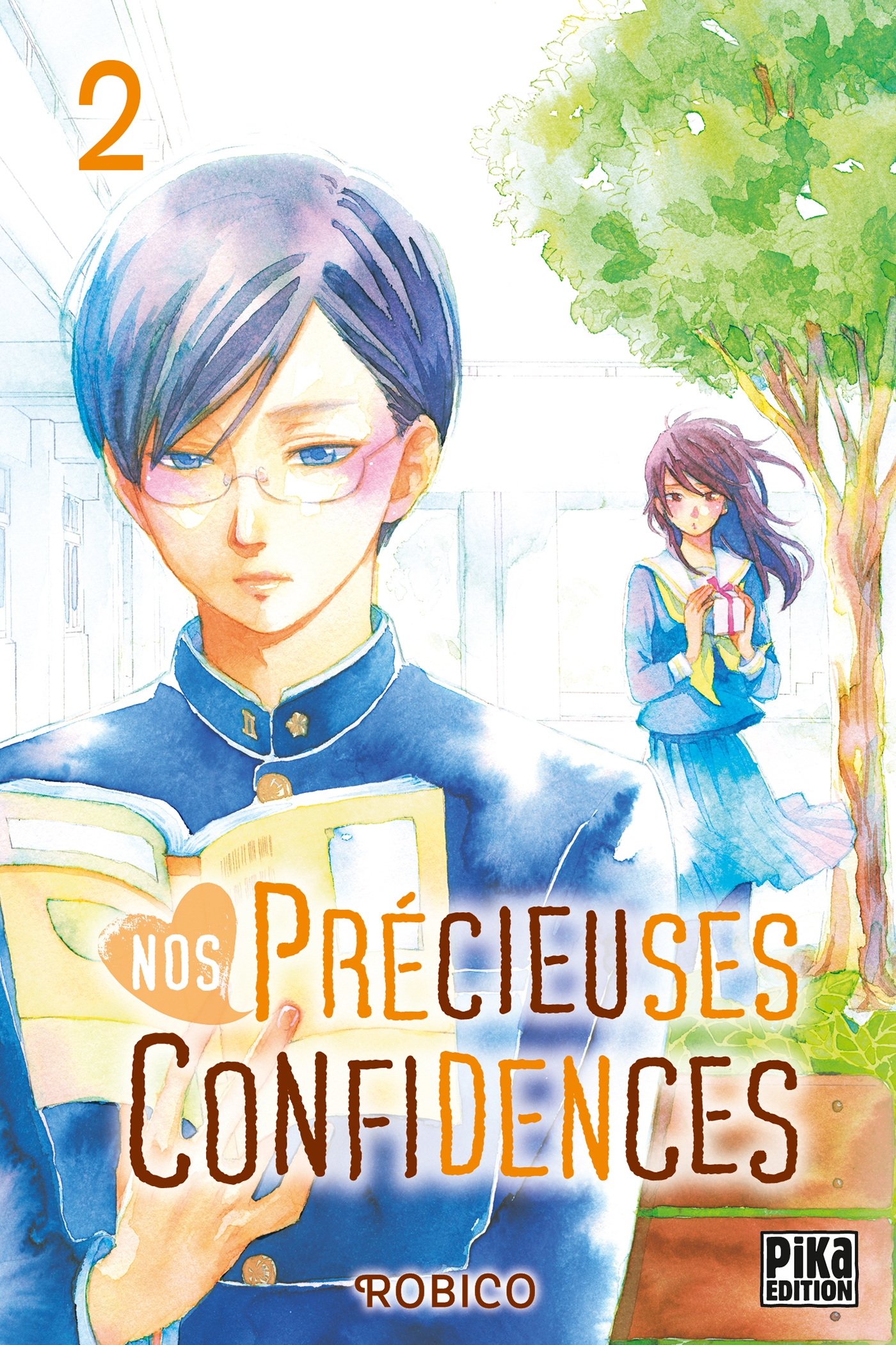 Nos précieuses confidences 2