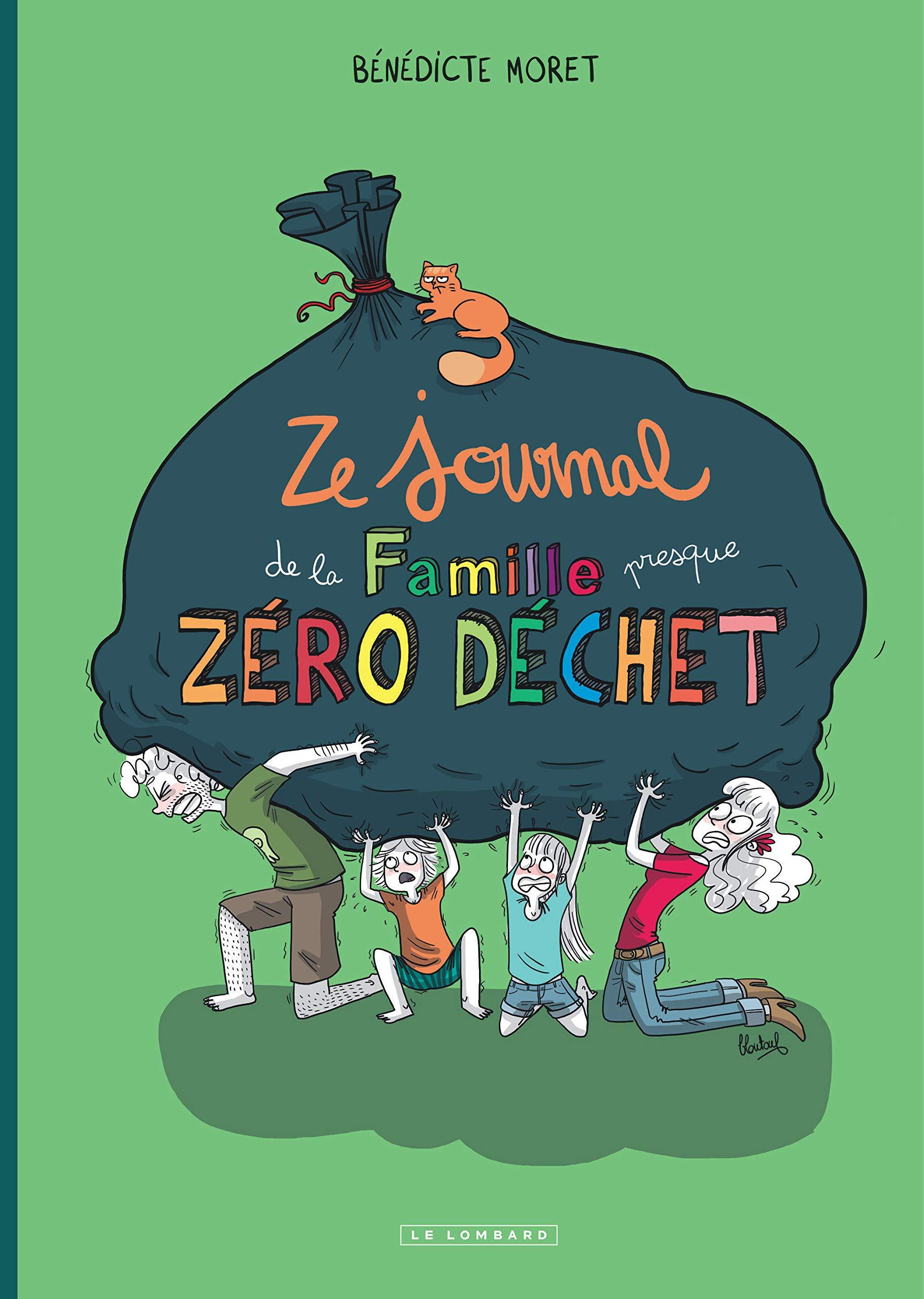 Ze Journal de la Famille (presque) zéro déchet 0