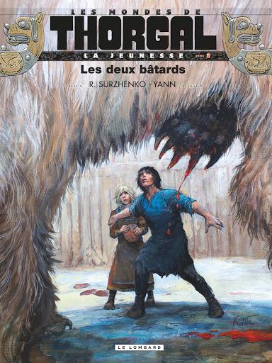 Les mondes de Thorgal - La jeunesse 8 - Les deux bâtards