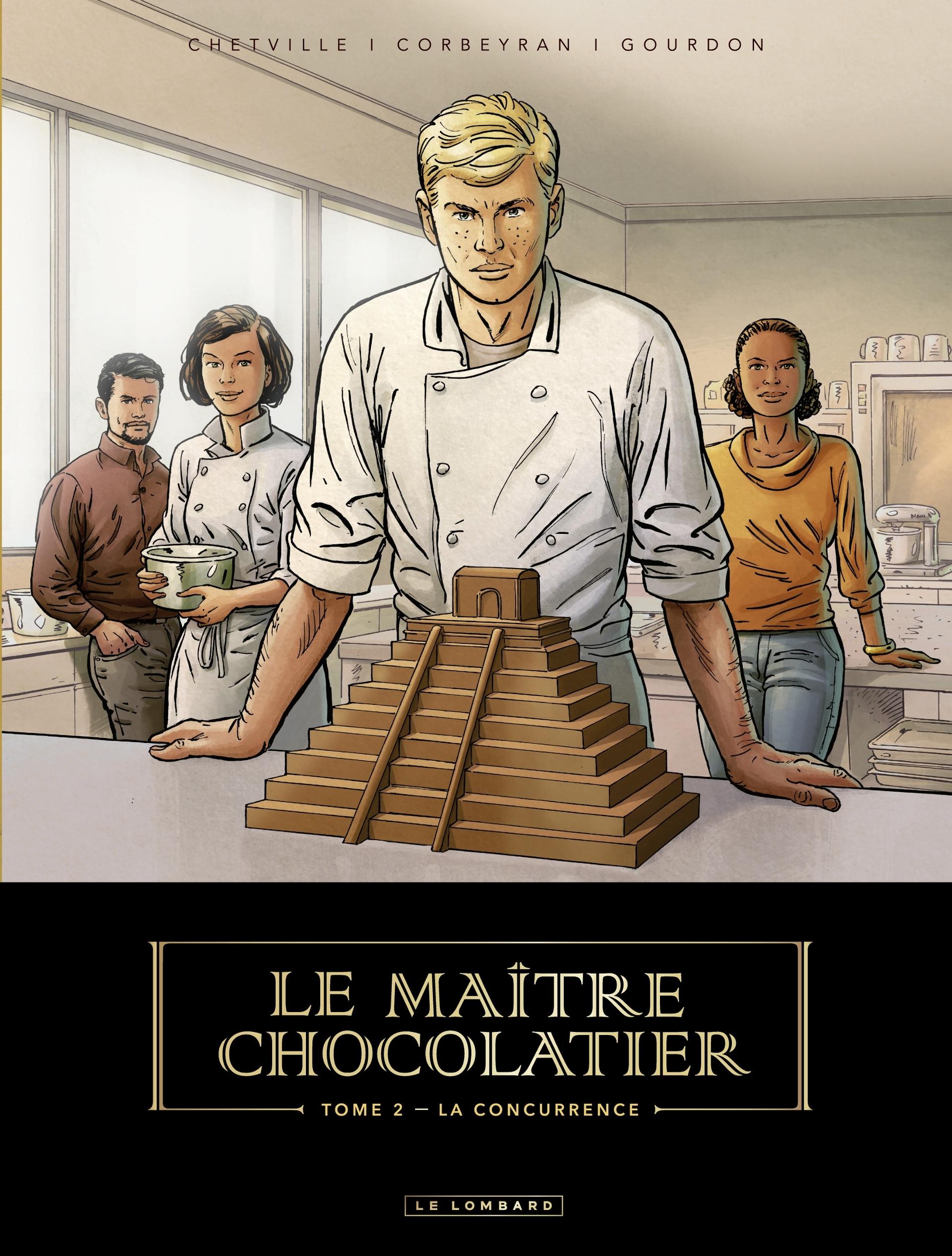 Le Maître Chocolatier 2 - La concurrence