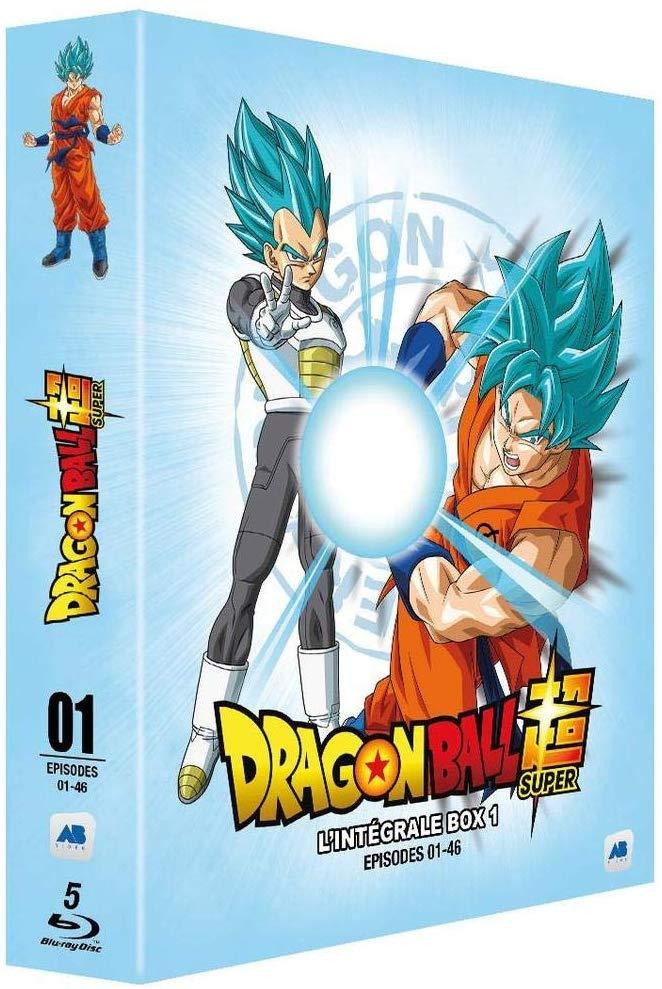 Dragon Ball Super 1 - Box 1