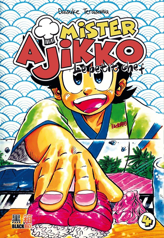 Le petit chef mister Ajikko 4