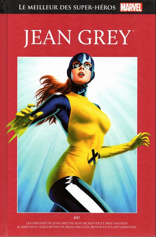Le Meilleur des Super-Héros Marvel 101 - Jean Grey