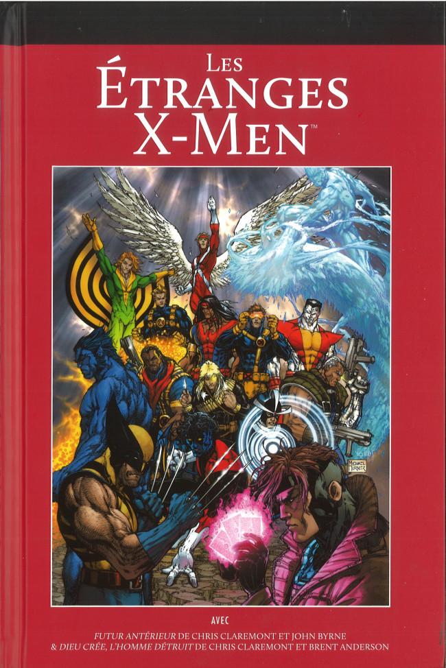 Le Meilleur des Super-Héros Marvel 102 - Les Étranges X-Men