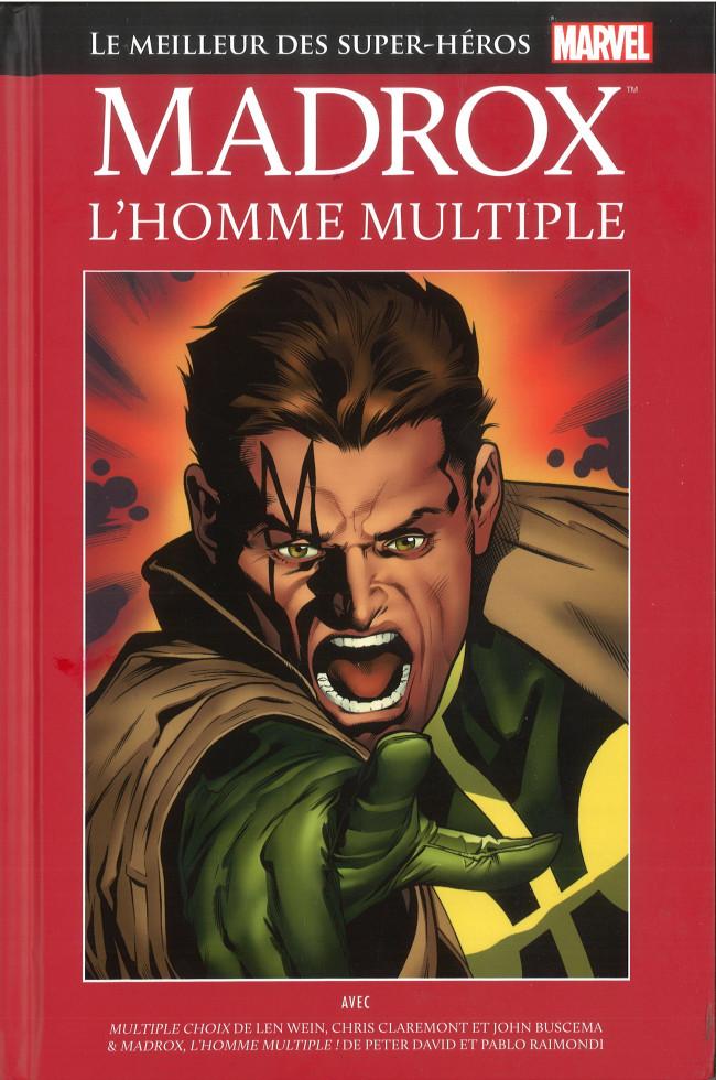 Le Meilleur des Super-Héros Marvel 103 - Madrox l'Homme Multiple