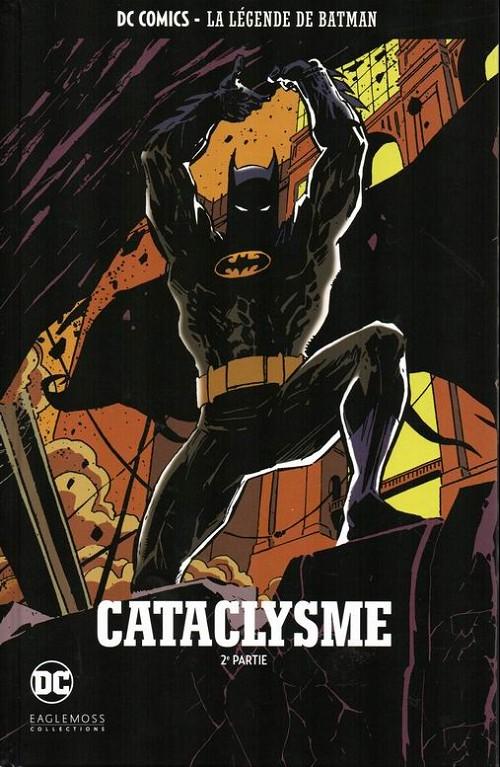 DC Comics - La Légende de Batman 32 - Cataclysme - 2e partie