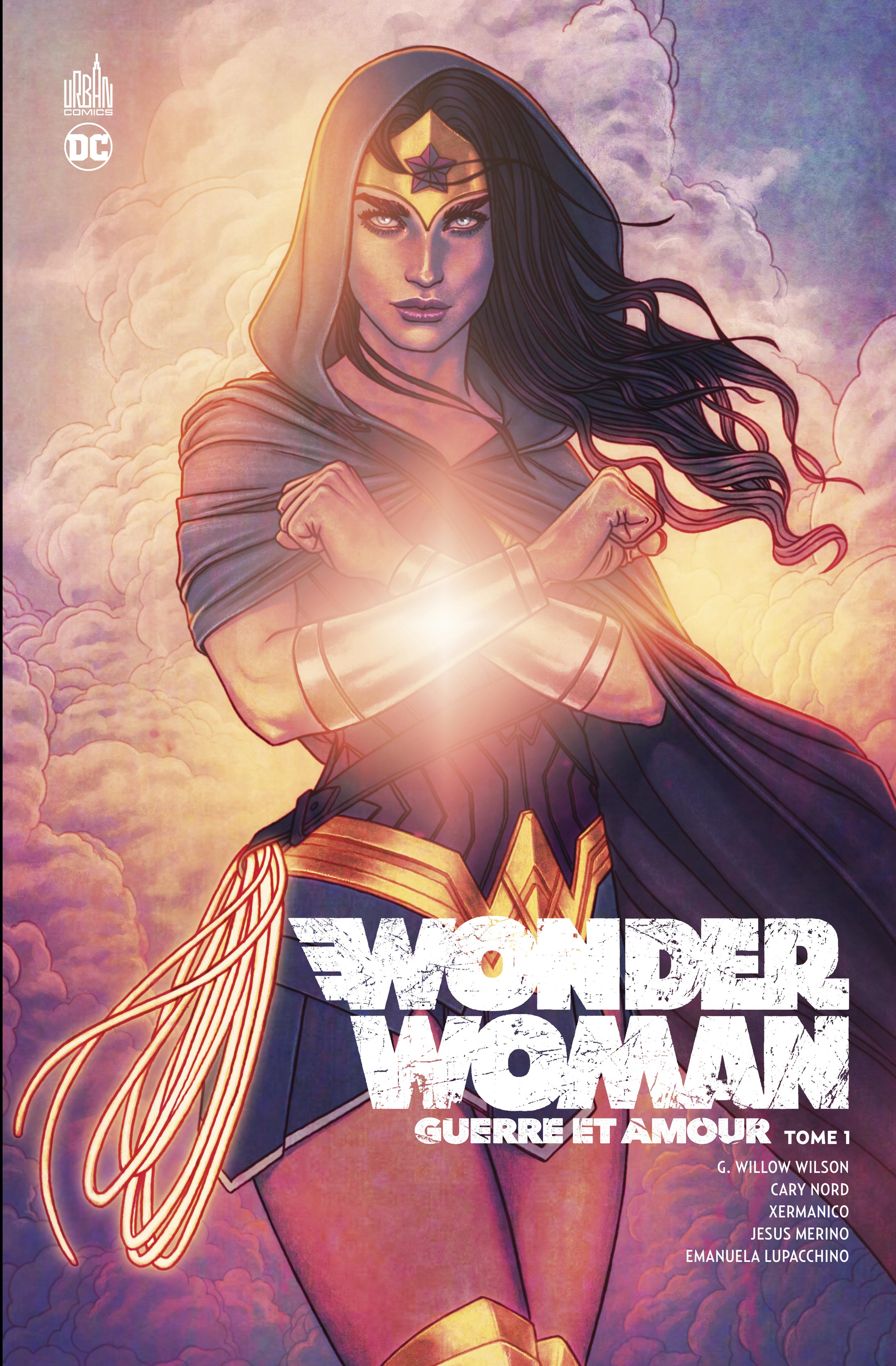 Wonder Woman - Guerre & Amour 1 - Tome 1